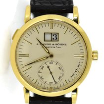 A. Lange & Söhne Langematik Yellow gold 37mm United States of America, New York, New York