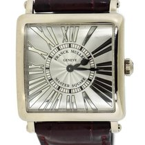 Franck Muller Master Square White gold 32.5mm United States of America, New York, New York