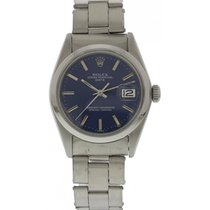 Rolex Oyster Perpetual Date 1500 Automatic Blue Dial