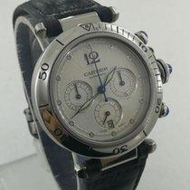 dbfbb553b041 Cartier Roadster XL Chronograph Full set - W62019X6 2618 -... en ...