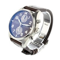 IWC IW387806 Steel Pilot Spitfire Chronograph 43mm new United States of America, Florida, Miami