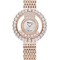 Chopard Happy Diamonds 204180-5201 Ungetragen Roségold 30.3mm Quarz Deutschland, Baden Baden