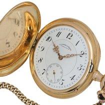 A. Lange&Söhne黄金手工绕组63668预先拥有的美国,加利福尼亚州,拉霍亚