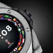 Hublot Big Bang |NEW| Smartwatch Referee 2018 FIFA World Cup...
