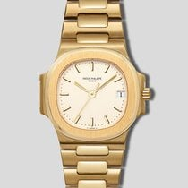 Patek Philippe 3800 Yellow gold Nautilus 37.5mm