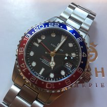 Steinhart Ocean One 39 GMT Blue/Red