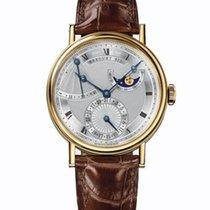 Breguet Classique wristwatch in 18-carat yellow gold 7137BA/11...