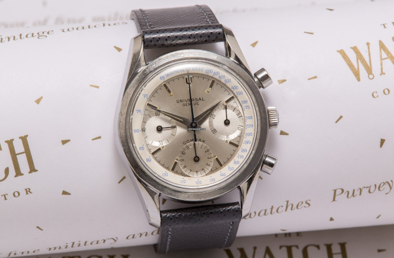 98f3bade167 Comprar relógios Universal Genève