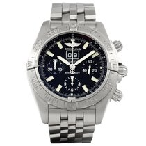 Breitling Blackbird tweedehands 44mm Staal