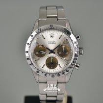 Rolex 6262 Acier Daytona 37mm