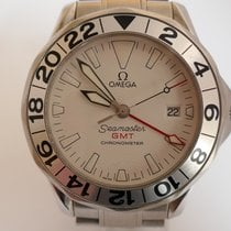 Omega pre-owned Automatic 41mm White 30 ATM