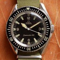 Omega 165024 Steel Seamaster 300 40mm