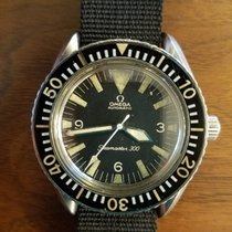 Omega 165.024 Steel 1968 Seamaster 300 pre-owned
