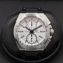 IWC Ingenieur Chronograph Racer Steel 42mm White United States of America, California, Huntington Beach