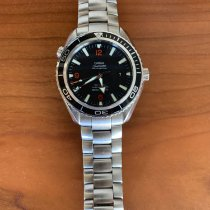 Omega 2200.51.00 Steel 2010 Seamaster Planet Ocean 45.5mm pre-owned United States of America, California, Palo Alto
