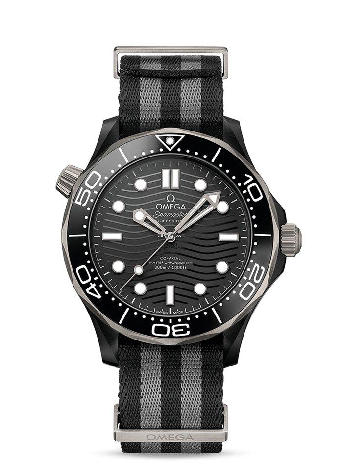 Omega Seamaster Diver 300 M 210.92.44.20.01.002 2021 neu