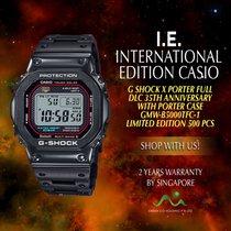 Casio Çelik Quartz GMW-B5000TFC-1 yeni