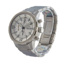 IWC Aquatimer Chronograph Steel 44mm Silver