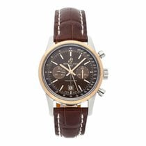 Breitling Transocean Chronograph 38 Steel 38mm Brown United States of America, Florida, 33132