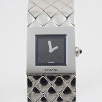 Chanel Steel 19mm Quartz 31F0447 pre-owned