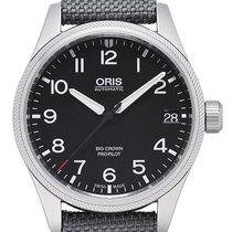 Oris Big Crown ProPilot Date 01 751 7697 4164-07 5 20 17FC 2019 new