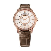 Harry Winston MIDQMP39RR002 Rose gold Midnight 39mm new United States of America, Florida, Miami