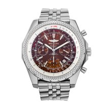 Breitling Bentley Motors tweedehands 48mm Brons Chronograaf Datum Staal