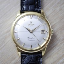 Omega Genève Yellow gold 35mm