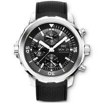 IWC Steel 44mm Automatic IW376803 new