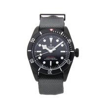 Tudor Black Bay Dark Steel 41mm Black No numerals United States of America, Pennsylvania, Bala Cynwyd