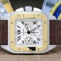 Cartier Santos 100 2740 2007 używany
