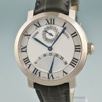 Pierre Kunz White gold Automatic 41mm pre-owned