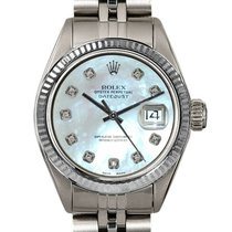Rolex Oyster Perpetual Lady Date 6916 1980 occasion