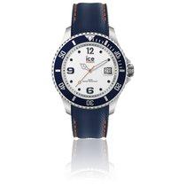 Ice Watch Steel Quartz White Arabic numerals 44mm new