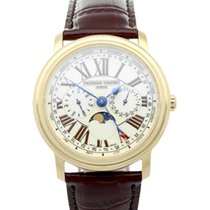 Frederique Constant Classics Business Timer FC-270EM4P5 new
