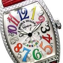 Franck Muller Color Dreams 2852QZD1RCOLDRMNRAC (A) new