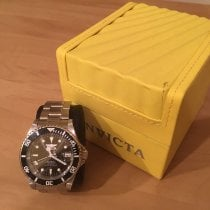 Invicta Steel 40mm Automatic 8926 new