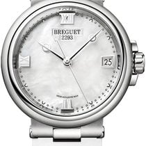 Breguet Steel 33.8mm Automatic Marine new United States of America, New York, Airmont