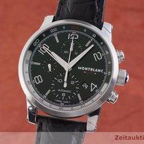 Montblanc Timewalker 7221 Sehr gut Stahl 43mm Automatik Deutschland, Chemnitz
