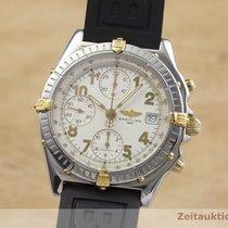 Breitling Chronomat Arany/Acél 39.5mm Ezüst