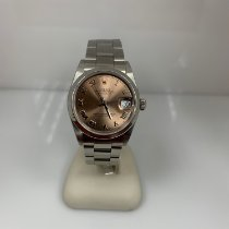 Rolex Lady-Datejust Steel 31mm Pink Roman numerals United States of America, New York, Loudonville