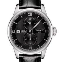 Tissot Men's T0064281605802 T-Classic Le Locle Automatic...