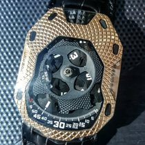 Urwerk Red gold 53mm Manual winding UR-105 TA Racing Gold new UAE, Dubai
