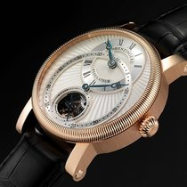ベンツィンガー Regulator White Rose Gold