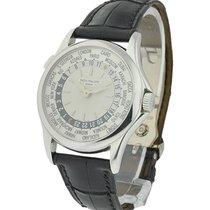 Patek Philippe 5110G World Time Ref 5110G in White Gold - on...