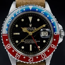 Rolex 1960 GMT Master (Ref. 1675) GILT Chapter Ring Dial w/PCG