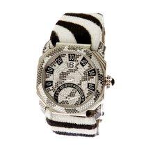 Gérald Genta Octo Biretro Zebra Limited -womens watch - low...