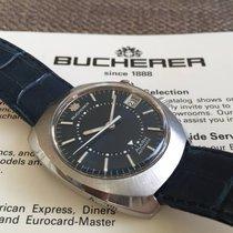 Carl F. Bucherer Bucherer 1888 Alarm reveil Automatic Date...