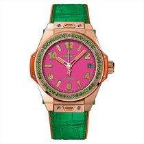 Hublot 465.OG.7398.LR.1222.POP16 Big Bang Pop Art Pink Dial RG