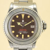 Rolex Sea Dweller thincase 1967 tropical dial